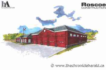 New fire station being built in Mahone Bay - TheChronicleHerald.ca