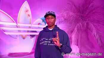 """Pharrell Williams x Adidas"": Die Rückkehr des Hu NMD - GQ Germany"