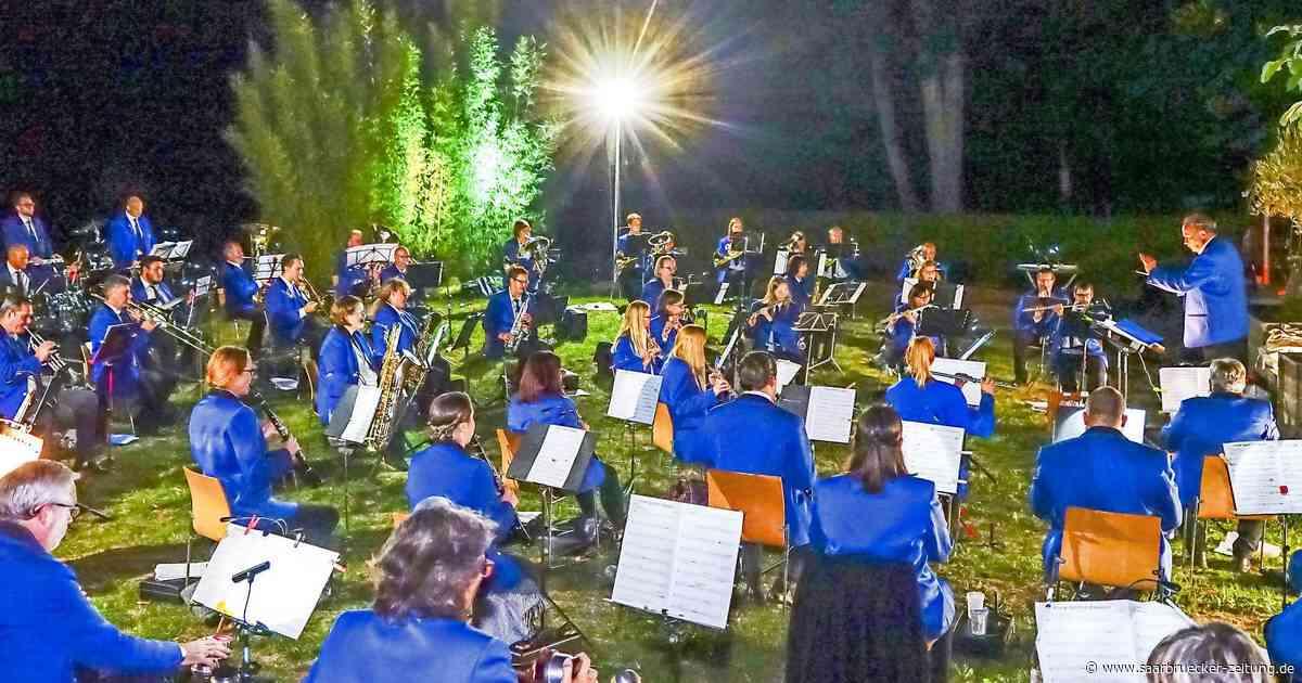 Serenaden-Konzert des Orchestervereins Wadgassen im Parkbad - Saarbrücker Zeitung