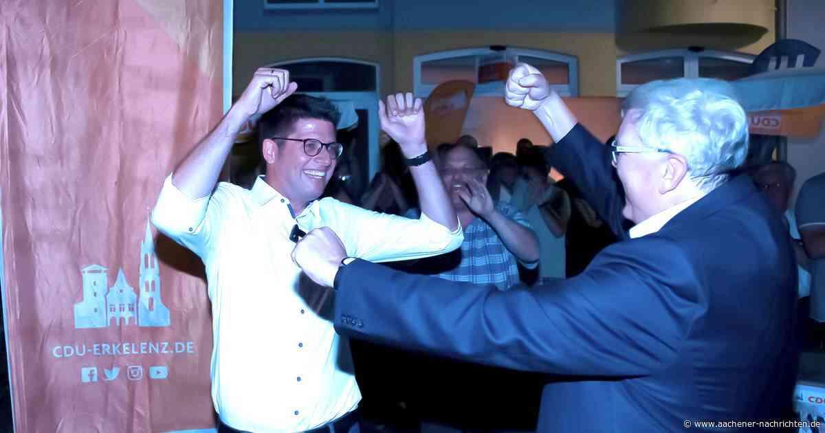 Kommunalwahl in Erkelenz: Stephan Muckel gewinnt - Aachener Nachrichten