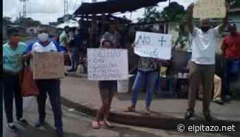 Monagas   En Caripe y Cedeño también protestan por falta de servicios básicos - El Pitazo