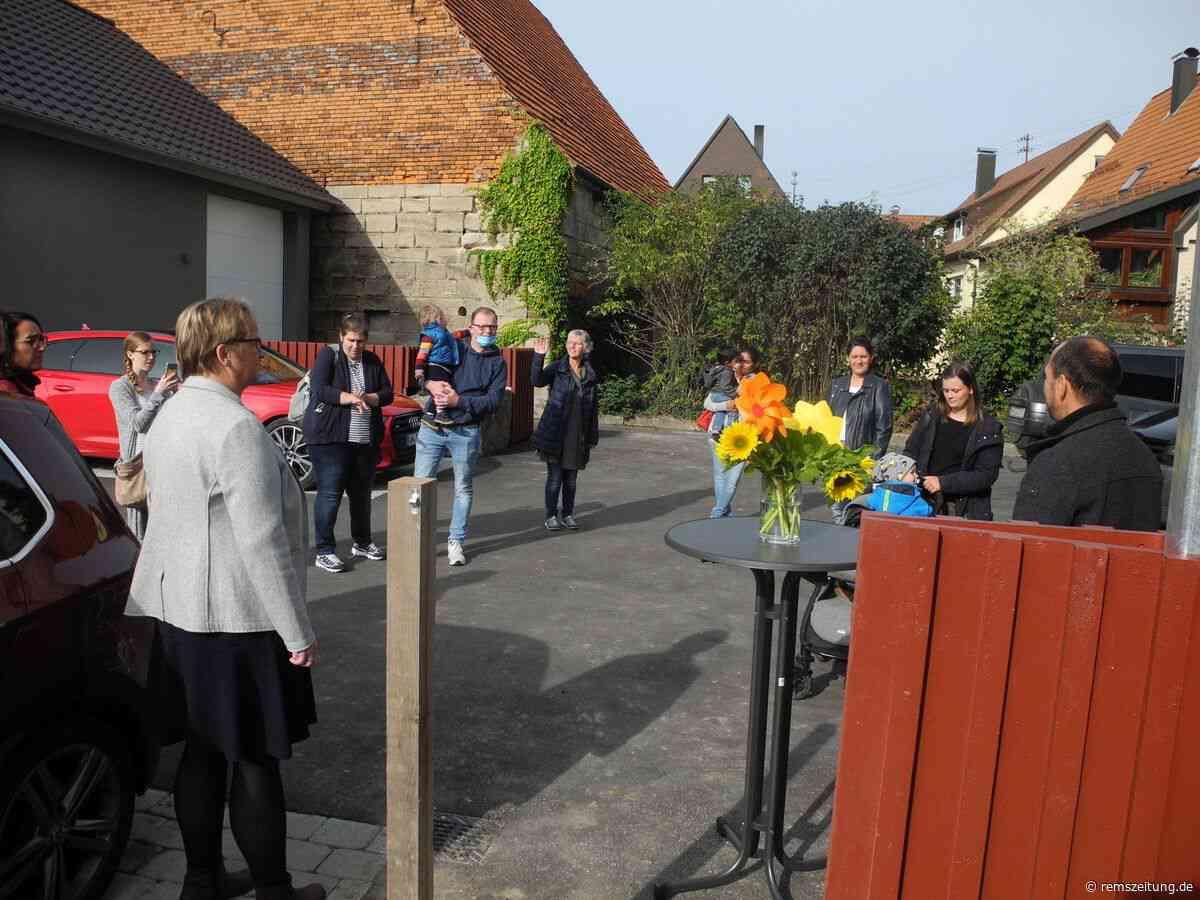 Neuer Kindergarten in Alfdorf - Rems-Zeitung