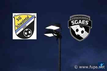 5:1: SGAES lässt Derby-Gegner Schwalmtal keine Chance - FuPa - das Fußballportal