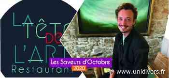 Facebook Saveurs d'Octobre En direct des Cuisines 44350 Guerande jeudi 8 octobre 2020 - Unidivers