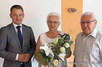Diamantene Hochzeit im Hause Fuchs in Burgebrach - inFranken.de