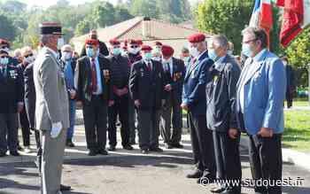Saint-Perdon (40) : les militaires se souviennent - Sud Ouest