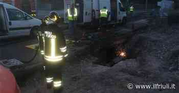 Tolmezzo, fuga di gas costringe a evacuare due parcheggi - Il Friuli