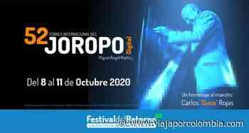 Torneo Internacional del Joropo y Festival del Retorno 2020 en Acacías, Meta - Ferias y Fiestas - Viajar por Colombia