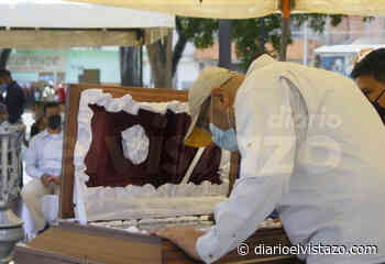 Patrimonio de Cantaura: Alcalde Daniel Haro encabezó homenaje Post Mortem a María Toledo - Diario El Vistazo