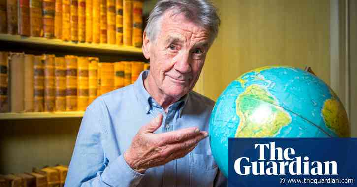 Around the world in seven journeys: Michael Palin on his favourite trips