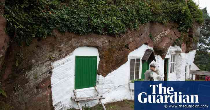The rock houses of England's last cave people: Kinver Edge, Staffordshire