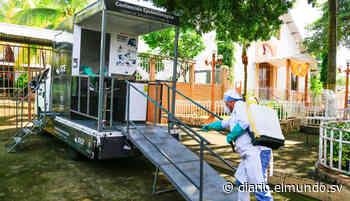 Minsal realiza pruebas de coronavirus en Sonzacate, Sonsonate - Diario El Mundo