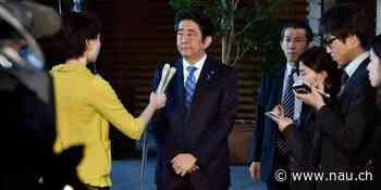 Ex-Regierungschef Shinzo Abe: Nachfolger wird in Japan gewählt - Nau.ch