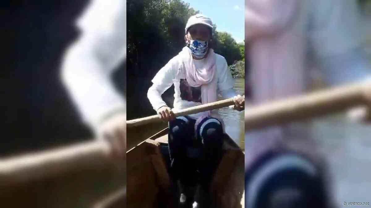 Zulia | Docentes en Sinamaica usan canoas a remo por la escasez de combustible - El Pitazo