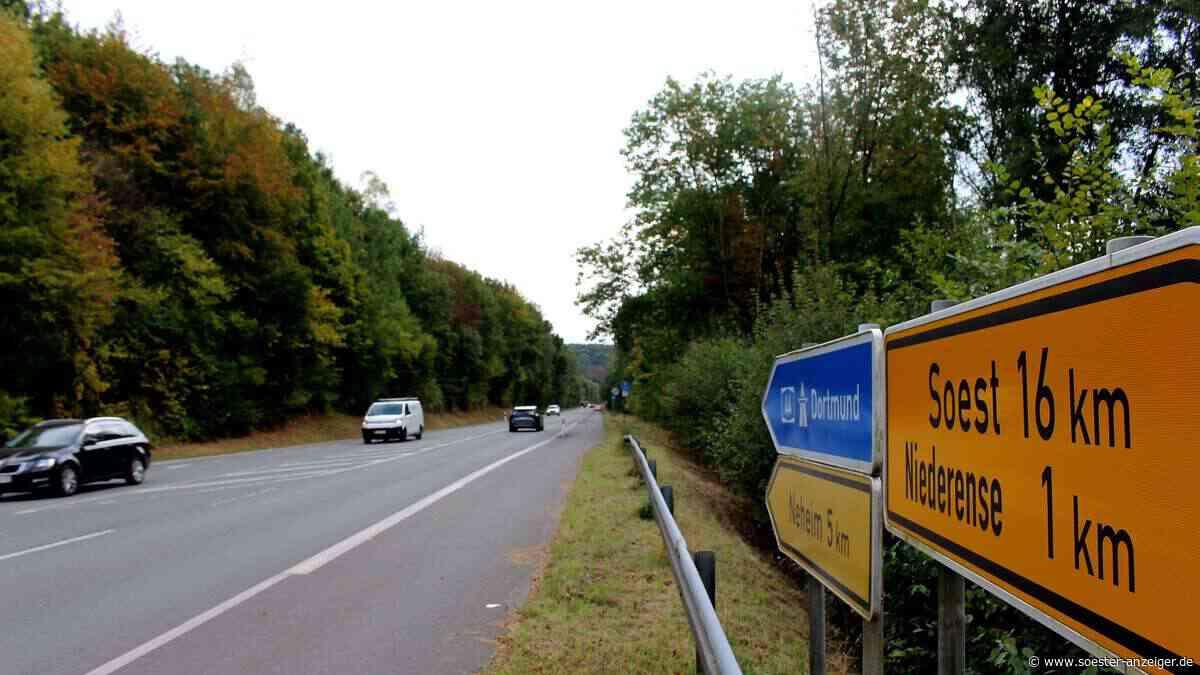 Radweg für die Möhnestraße ab Niederense soll kommen, aber wann? - soester-anzeiger.de