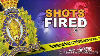 Armed man shoots at police near Moosehorn - News 4