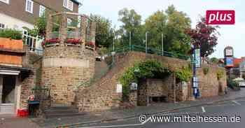 Biedenkopf saniert Bruchsteinmauer am Ziegenberg - Mittelhessen