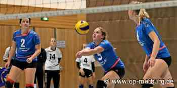 Volleyball Oberliga Frauen VfL Marburg Biedenkopf-Wetter Volleys - Oberhessische Presse