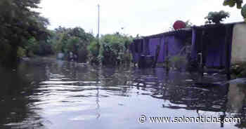 21 familias evacuadas tras inundación en zona del Bajo Lempa, Tecoluca - Solo Noticias