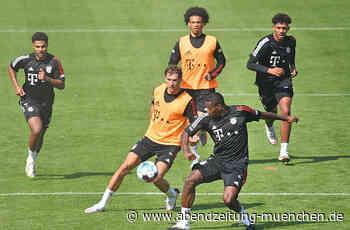 FC Bayern: Leon Goretzka und David Alaba gegen Hertha BSC vor Comeback? - Abendzeitung