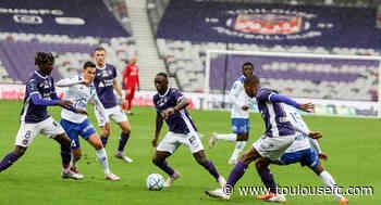 Toulouse et Troyes se neutralisent au Stadium - Toulouse Football Club