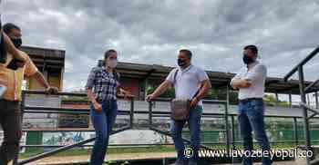 Visita a escenarios del municipio de Aguazul - Noticias de casanare - La Voz De Yopal