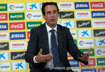 Unai Emery analisa como parar Messi antes de Villarreal x Barça - Gazeta Esportiva