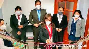 ▷ Cajamarca: instalan Juzgado Civil Transitorio en la provincia de Cajabamba LRND - Noticias por el Mundo