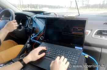 A l'autodrome de Linas-Montlhéry, on met à l'épreuve la cybersécurité des voitures du futur - Le Parisien