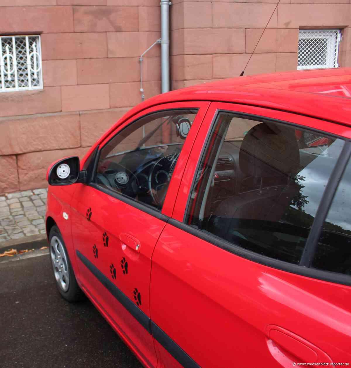 Unfallflucht in Rothselberg: Spiegel an vorbeifahrendem Auto beschädigt - Wochenblatt-Reporter