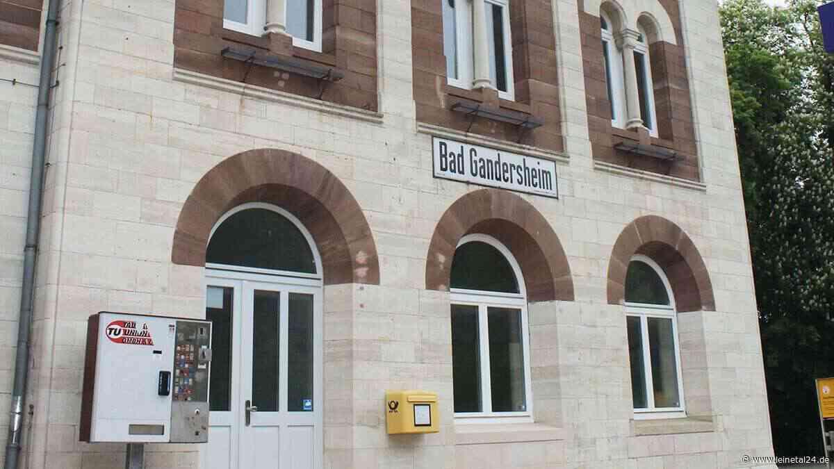 Deutsche Bahn teilt Pläne zum Umbau des Bahnhofs Bad Gandersheim mit - leinetal24.de
