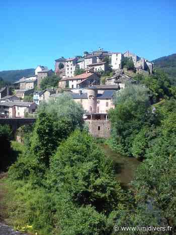 Visite guidée dans le village Place du Fort Saint-Sernin-sur-Rance - Unidivers