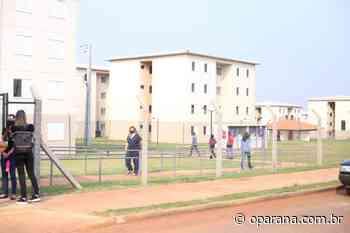 Apartamentos do Residencial Angatuba começam a ser entregues em Foz do Iguaçu - O Paraná