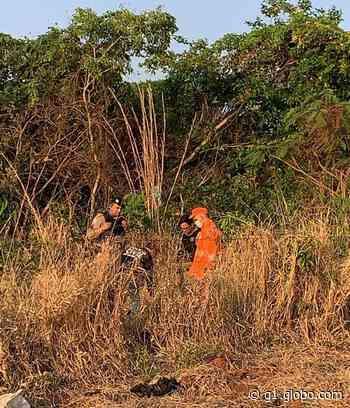 Feto é encontrado em mata de Tupaciguara; envolvidos são detidos - G1