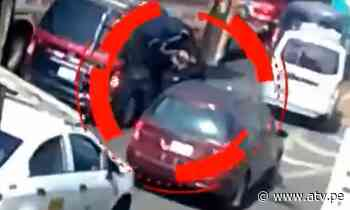 Desarticulan banda delincuencial de adolescentes que robaba impunemente en Avenida Zarumilla - ATV.pe