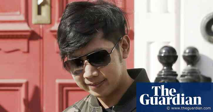 Interpol issues 'red notice' for Thai Red Bull heir over fatal hit and run