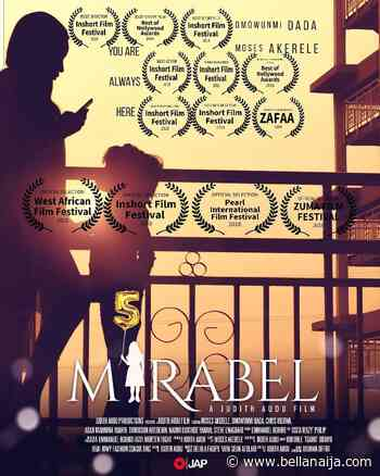 "#BNMovieFeature: Watch Judith Audu's Short Film ""Mirabel"" starring Omowunmi Dada & Moses Akerele - BellaNaija"