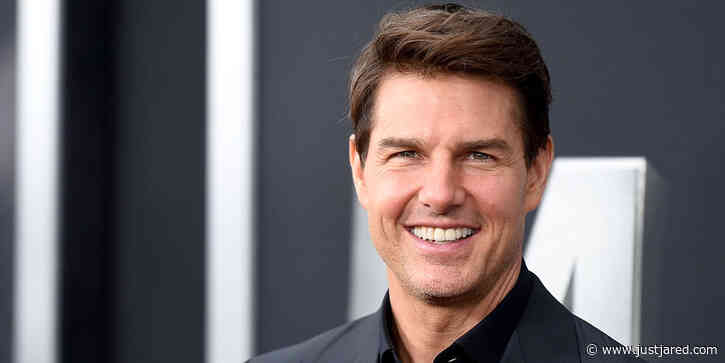 Tom Cruise Films a Crazy Scene for 'Mission Impossible' Sequel