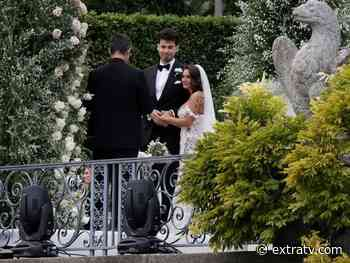 Pics! DJ Afrojack Marries Heiress Elettra Lamborghini - Extra