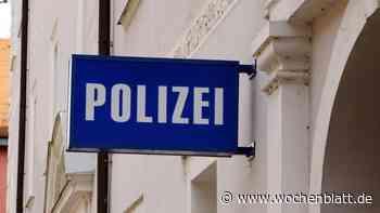 Über zwei Promille – alkoholisierter Mann sucht Streit und beleidigt Polizist - Wochenblatt.de