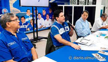 PCN presenta a candidato a alcalde por Antiguo Cuscatlán - Diario El Mundo