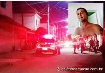Homem é perseguido e morto a tiros em Baixo Guandu - Colatina em Ação