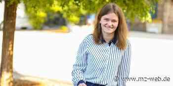 Carolina Goj ist die neue Haeckel-Stipendiatin in Merseburg - Mitteldeutsche Zeitung