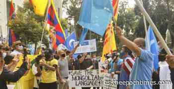 """""""No hay nada que celebrar"""": Minorías en San Francisco condenan al PCCh en el Día Nacional de China - lagranepoca"""