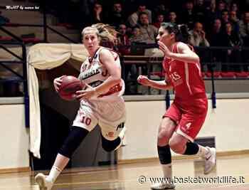 Costa Masnaga: Le parole di Beatrice Del Pero in vista dell'esordio contro la Virtus Bologna - Basket World Life