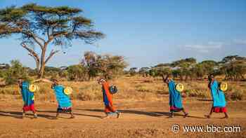 The law of generosity that rules Kenya