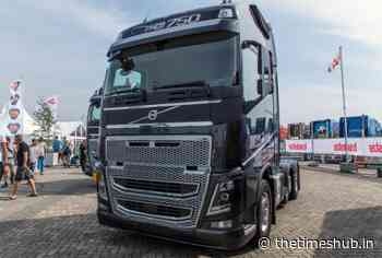 Volvo plant in Kaluga is preparing to release new generation trucks - The Times Hub