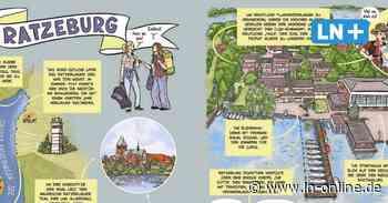 Deutsche Wiedervereinigung: Comic über Ruderin in Ratzeburg 1989/90 - Lübecker Nachrichten