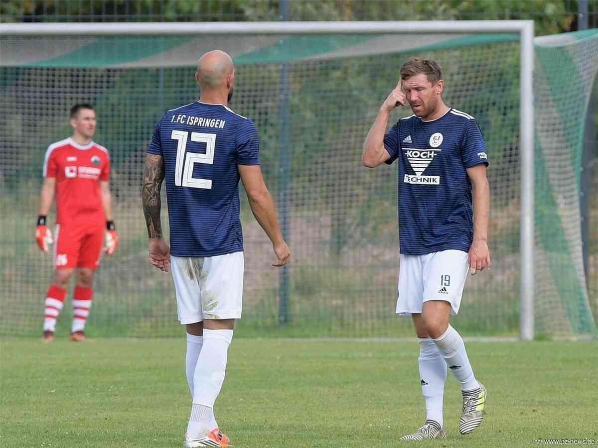 Spitzenduo kassiert Niederlagen: In Fußball- Landesliga Mittelbaden verbuchen Ispringen und Birkenfeld ihre ersten Pleiten - Sport - Pforzheimer Zeitung