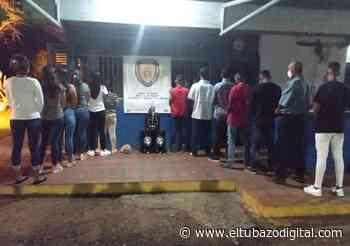 """CORONA PARTY / Detenidos por """"bonchones"""" en Valle de la Pascua - El Tubazo Digital"""